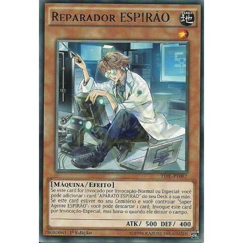 Reparador ESPIRÃO / SPYRAL Quik-Fix
