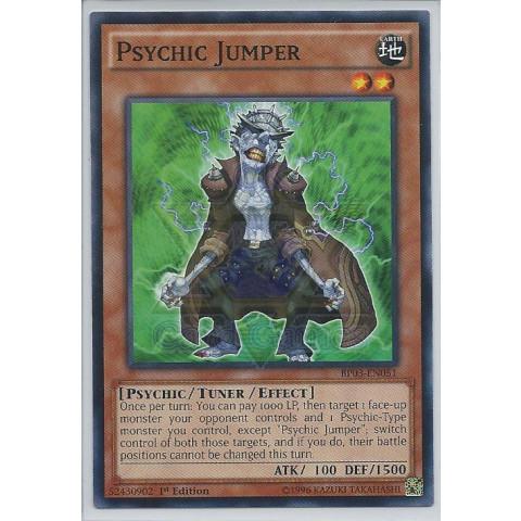 Saltador Psíquico / Psychic Jumper