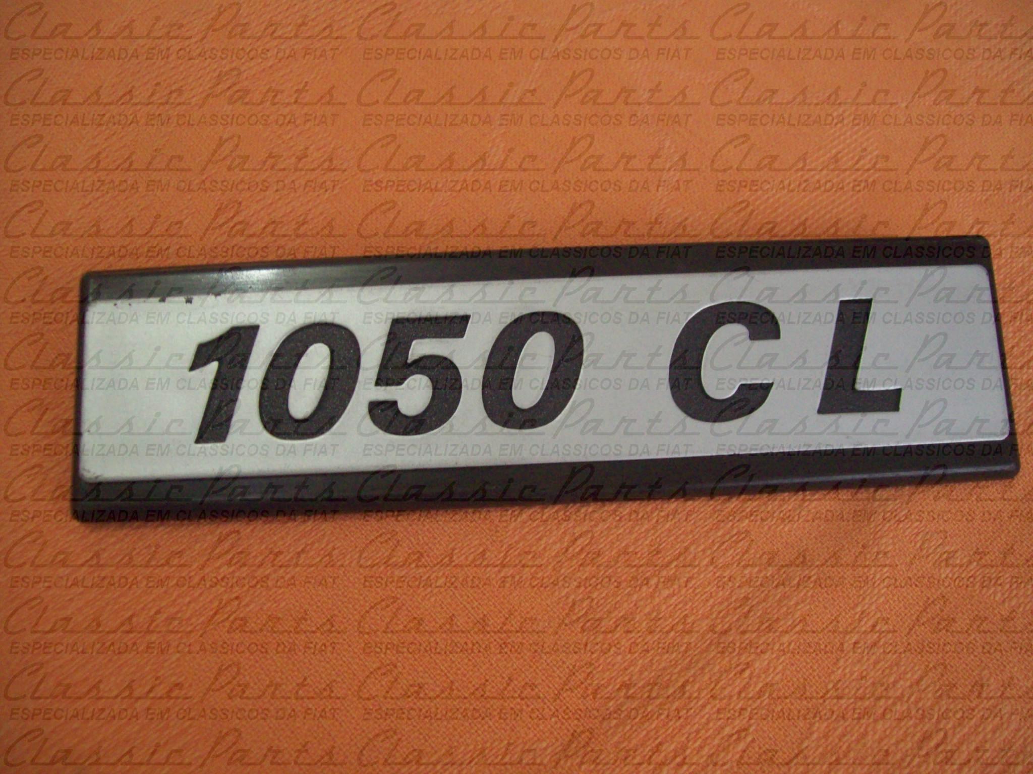 EMBLEMA  LATERAL 1050 CL ORIGINAL