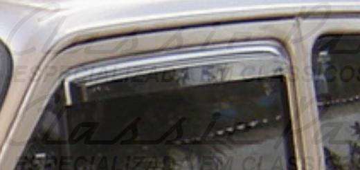 PAR CALHA CHUVA FUME NEBLINELGA FAMILIA FIAT 147