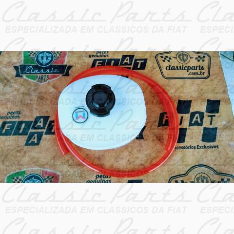KIT (3 PCS) RESERVATORIO RADIADOR FAMILIA FIAT 147