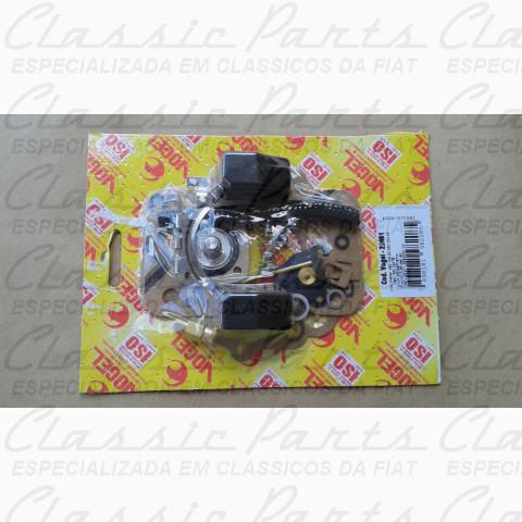 REPARO CARBURADOR WEBER 460 DMTB (CORPO DUPLO) GASOLINA FIAT 147/UNO 1300/1500