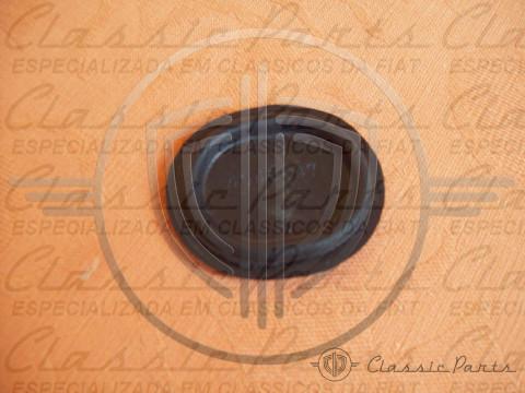 (4046647) TAMPAO (60x50) mm OVAL ASSOALHO FAMILIA FIAT 147 ORIGINAL