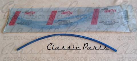 (4418291) MANGUEIRA AZUL RETORNO COMBUSTÍVEL (45mm) FAMILIA FIAT 147/UNO ORIGINAL