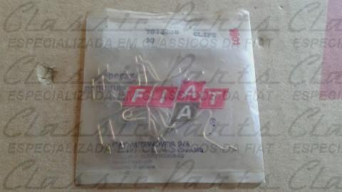 (7073208) PRESILHA LAMPADA FAROL FIAT 147 76/... ORIGINAL