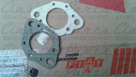 (7073629) KIT (3 PEÇAS) GUARNICAO REPARO CARBURADOR WEBER FIAT 147/UNO 1050/1300 ORIGINAL