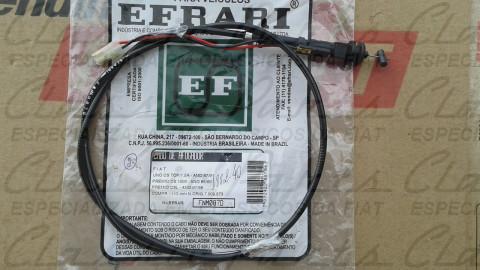 (7509573) CABO AFOGADOR FIAT UNO 1.5R/CS TOP - ELBA CS-PREMIO CS/CSL (85/89)