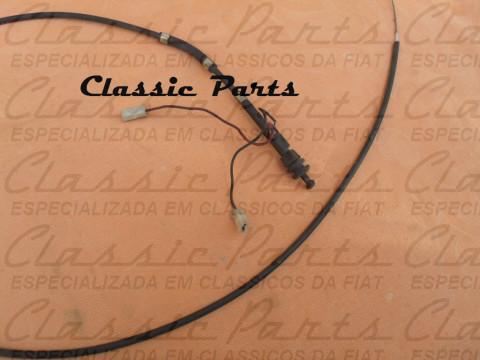 (7520134) CABO AFOGADOR FIAT UNO 92/93 ELBA WEEKEND 92/93 PREMIO S ORIGINAL