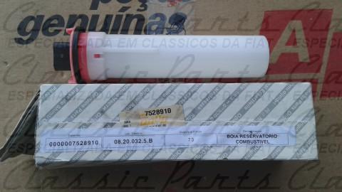 (7528910) BOIA MEDIDOR COMBUSTIVEL (SISTEMA BOSCH) GASOLINA FAMILIA FIAT UNO 95/.. ORIGINAL