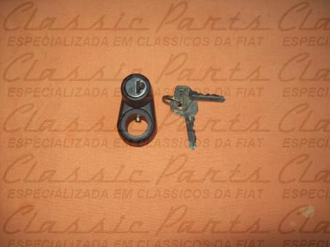 CILINDRO C/ CHAVES PORTA TRASEIRA FIAT 147 FIORINO ORIGINAL