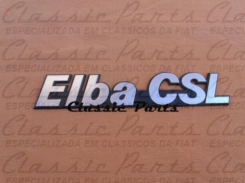 EMBLEMA CZ/PTO FIAT ELBA CSL