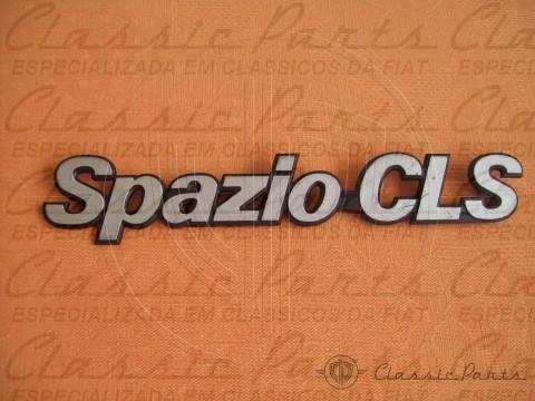 EMBLEMA CZ/PTO FIAT SPAZIO CLS ORIGINAL