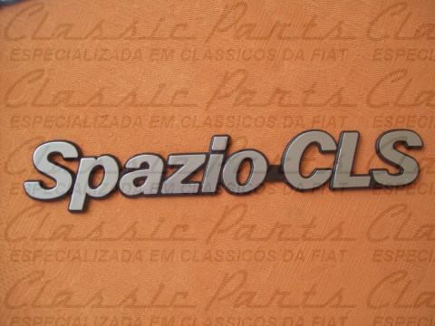 "EMBLEMA CZ/PTO FIAT ""SPAZIO CLS"""