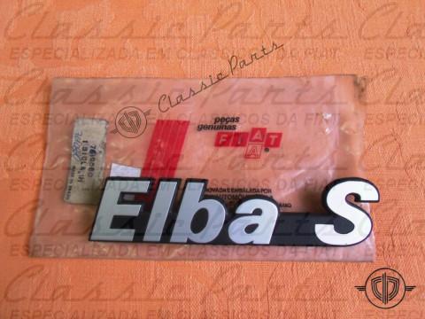 EMBLEMA FIAT ELBA S ORIGINAL
