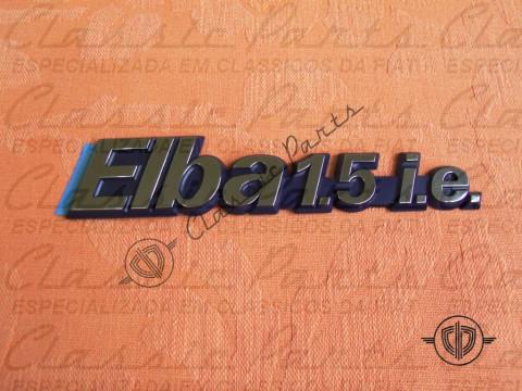EMBLEMA FIAT ELBA WEEKEND 1.5 IE ORIGINAL