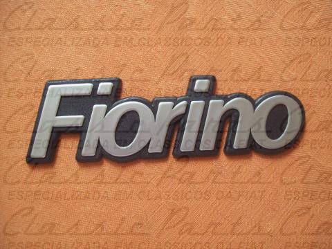 EMBLEMA PRETO FIAT 147/UNO #FIORINO#