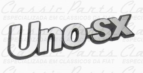 EMBLEMA FIAT UNO SX 85/86