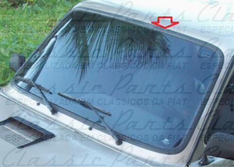 GUARNICAO BORRACHA PARABRISA FAMILIA FIAT 147