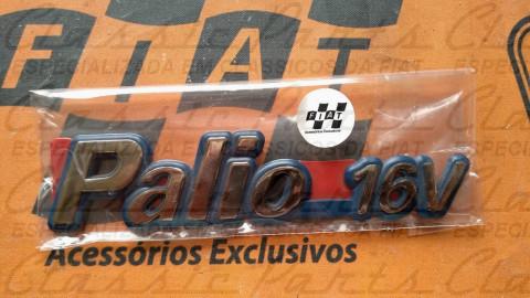 EMBLEMA FIAT PALIO 1.6 16V  ORIGINAL