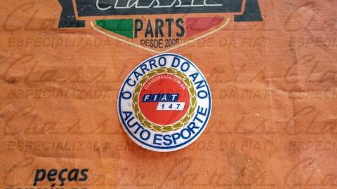 ADESIVO VIDRO CARRO DO ANO FAMILIA FIAT 147 BY CLASSIC PARTS