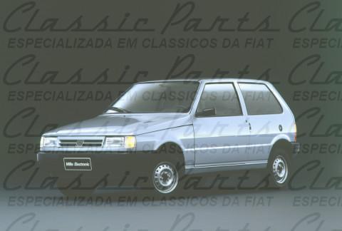 JOGO (4 PÇS) CALOTA  COPINHO CUBO RODA FAMILIA FIAT 147 / UNO ORIGINAL