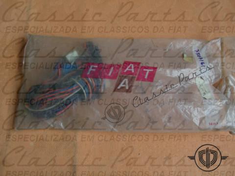 KIT CHICOTE LIMPADOR TRASEIRO MARROM FIAT 147 GL CL TOP PANORAMA CL ORIGINAL