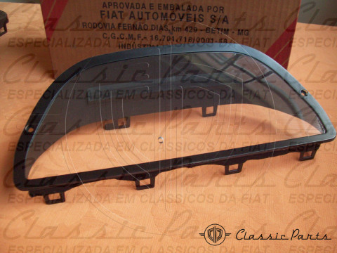 MOLDURA PAINEL FIAT UNO ELBA WEEKEND ORIGINAL