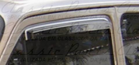 PAR CALHA CHUVA FUME NSN FAMILIA FIAT 147