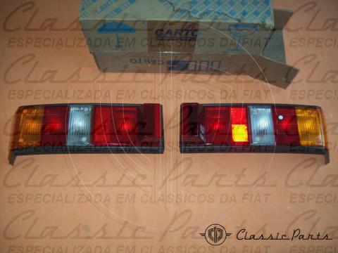 PAR LANTERNA TRASEIRA FIAT 147C SPAZIO OGGI ORIGINAL