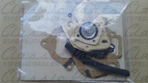 REPARO PARCIAL CARBURADOR WEBER 190 ICEV GASOLINA FIAT 147/UNO 1050/1300