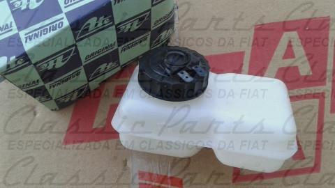 RESERVATORIO OLEO FREIO C/ TAMPA C/ SENSOR FAMILIA FIAT 147 ORIGINAL