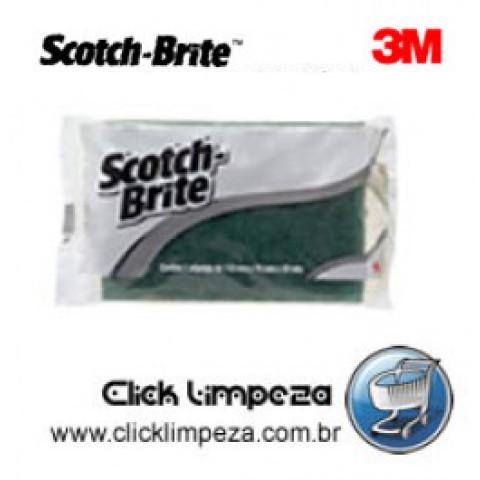 3M Scotch-Brite ORIGINAL- Esponja Dupla Face verde amarela (Lavar Louça) com 10unidades  pt.