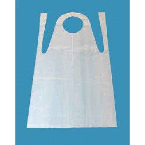 EPIS - Avental Descartável Polietileno/plastico 1,20x0,70x0,02  - Pct 100 unids.