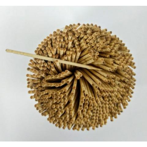 Palito Dente, Tipo Japonês, Roliço, Bambu c/ 5.000un Biodegradavel