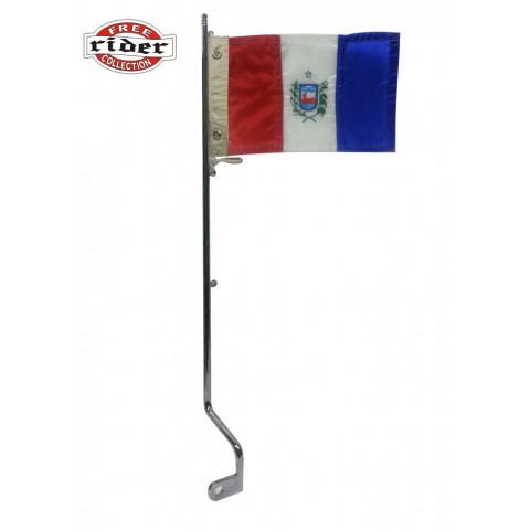 Bandeira para moto com haste - 1 Alagoas