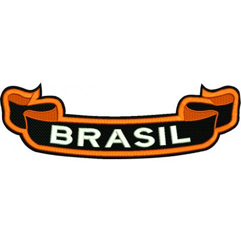 Faixa para as Costas Brasil