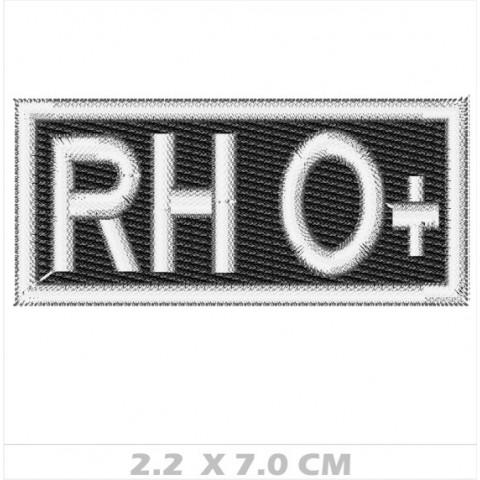 WA01-00046 - BORDADO TIPO SANGUE RH O+