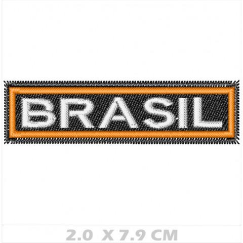 WA02-00003 BORDADO  BRASIL
