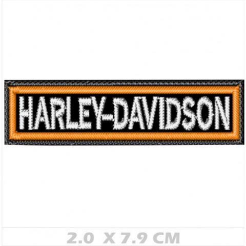 WA02-00003 BORDADO HARLEY