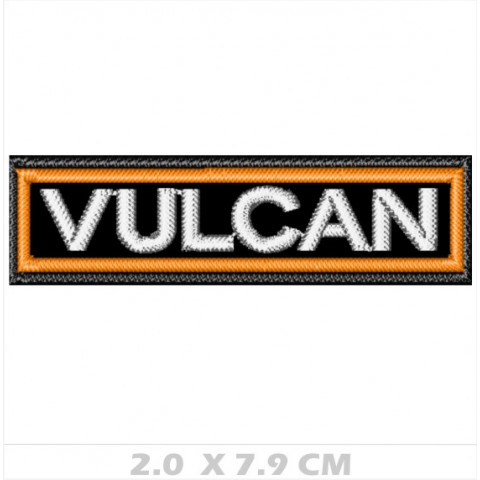 WA02-00003 BORDADO  VULCAN