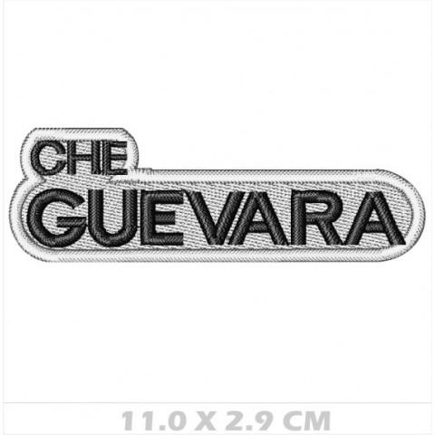 WA02-00016 - BORDADO CHE GUEVARA LETRAS
