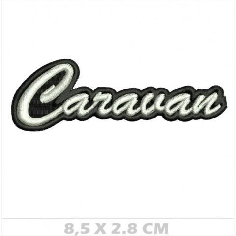 WA02-00035 - BORDADO  CARAVAN TARJETA