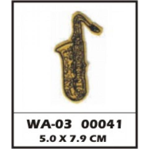 WA03-00041 - BORDADO SAX