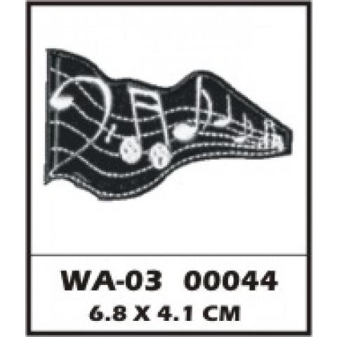 WA03-00044 - BORDADO CLAVE FA
