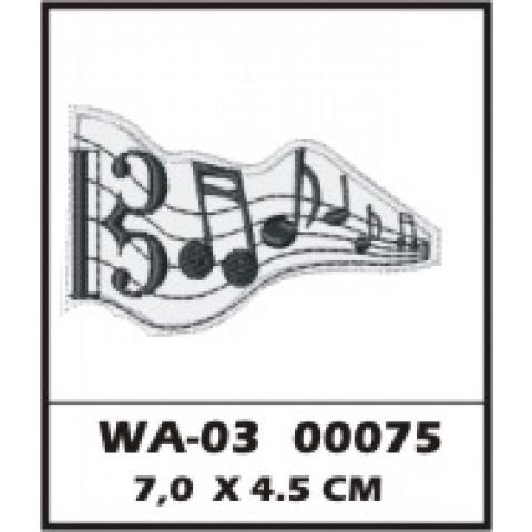 WA03-00075 - BORDADO CLAVE DO - FUNDO BRANCO