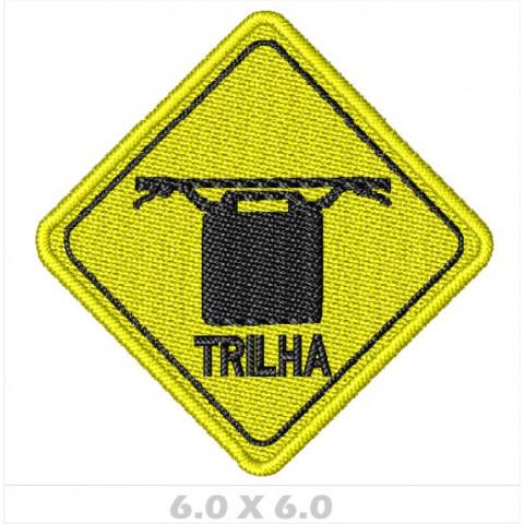 WA03-00080- BORDADO TRILHA