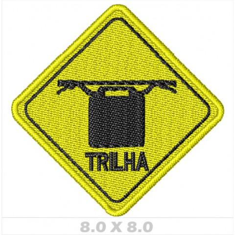 WA05-00146 - BORDADO TRILHA