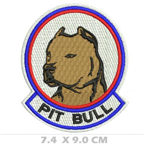 WA07-00042 - BORDADO PIT BULL