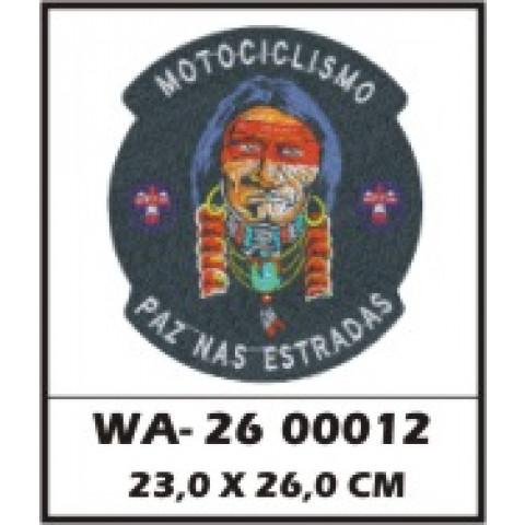 WA26-00012 - BORDADO INDIO PAZ NA ESTRADA