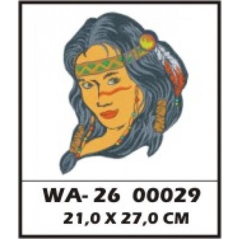 WA26-00029 - BORDADO INDIA4 G